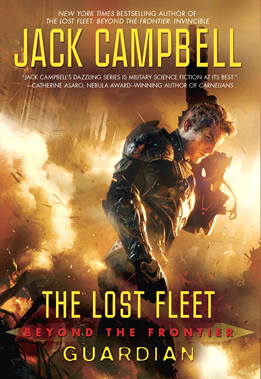 The Lost Fleet cover