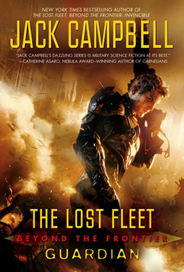 The Lost Fleet: Guardian cover